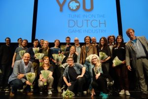 Dutch Games Industry collaborates to European top ranking