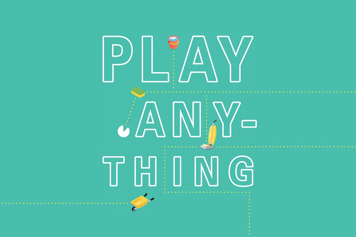 Play Anything with Ian Bogost