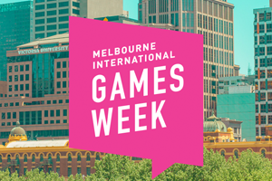 Melbourne Int. Games Week 2017